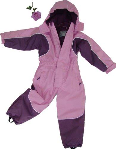 Caretec Kinder Schneeanzug Mehrfarbig Amaranth 6460 80 Nosiyem