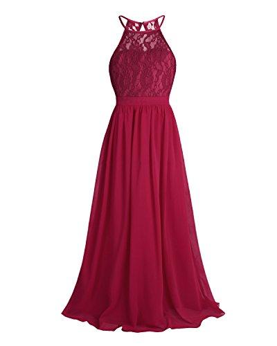 Top 9 Blumenmädchen Kleid Rot - Kleider für Mädchen - NosiYem