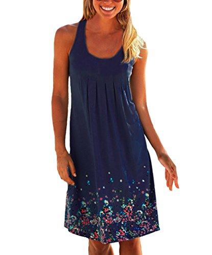 top 10 sommerkleider ohne arm - damen-kleider - nosiyem