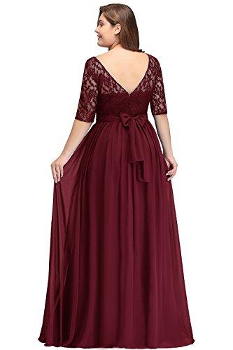 Top 10 Abendkleid Große Größen Lang - Abendkleider für ...